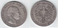 Vereinstaler 1862 A Brandenburg-Preußen Wilhelm I. 1861-1888 sehr schön  59,00 EUR  +  10,00 EUR shipping