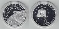 10 Euro 2004 Bundesrepublik Deutschland Raumstation ISS Spiegelglanz PP... 19,00 EUR  +  6,00 EUR shipping