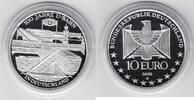 10 Euro 2002 Bundesrepublik Deutschland 100 Jahre U-Bahn Spiegelglanz P... 18,00 EUR  +  6,00 EUR shipping