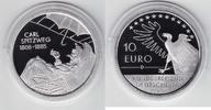 10 Euro 2008 Bundesrepublik Deutschland Carl Spitzweg Spiegelglanz PP, ... 19,00 EUR  +  6,00 EUR shipping