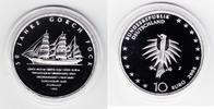 10 Euro 2008 Deutschland 50 Jahre Gorch Fock Spiegelglanz (PP OVP)  22,00 EUR  +  6,00 EUR shipping