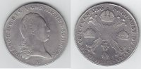 Kronentaler 1796 H RDR Habsburg Franz II. (I.) 1792-1835 sehr schön-  59,00 EUR  zzgl. 6,00 EUR Versand