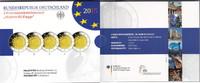 5 x 2 Euro 2015 Deutschland 5 x 2 Euro Ged...