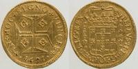 GOLD Moeda 1697 Portugal Peter II. 1683-1706 Rf, vorzüglich  1099,00 EUR  +  16,00 EUR shipping