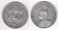 1/2 Rupie 1901 Deutsch Ostafrika Deutsche Kolonien sehr schön  89,00 EUR  +  10,00 EUR shipping