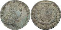 1/2 Konv.-Taler 1799 IEC  Friedrich August...