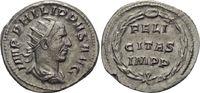 Antoninian 248 n.Chr.  RÖMISCHE KAISERZEIT...