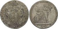 Taler 1763   ss+, feine Patina