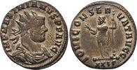 Antoninian 286 n.Chr.  RÖMISCHE KAISERZEIT...