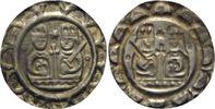 Brakteat   Heinrich VI., 1190 - 1197 vz-