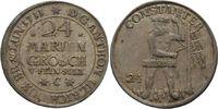 24 Mariengroschen 1711 Zeller  Anton Ulric...