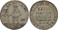 24 Mariengroschen 1700 Zeller  Georg I. Lu...