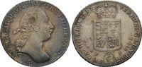 1/3 Taler 1791 Claust  Georg III., 1760 - ...