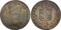 1/6 Taler 1804 Claust  Georg III., 1760 - ...