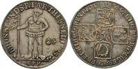 2/3 Taler 1679 Zeller  Georg Ludwig, 1698 ...