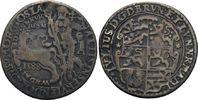 1/4 Brillentaler 1588 Goslar  Julius, 1568...