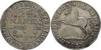 24 Mariengroschen 1693 Brauns  Rudolf Augu...