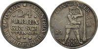 24 Mariengroschen 1708 Zeller  Anton Ulric...