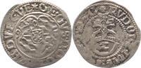 Halbbatzen 1595 Pfalz-Veldenz Georg Gustav...