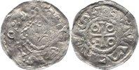Denar 1009-1024 Salzburg, Nebenmünzstätte ...