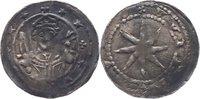 Denar 1274-1287 Würzburg-Bistum Berthold I...