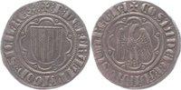 Pierreale argento 1282-1285 Italien-Sizili...