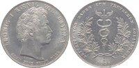 Geschichts-Konventionstaler 1835 Bayern Lu...