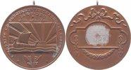Medaille 1935 Sport mit Personen, Fussball...