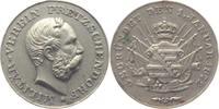 Medaille 1873-1902 Sachsen-Albertinische L...
