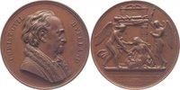 Br.-Medaille (v. H. F. Brandt) 1833 Sachse...