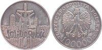 100.000 Zloty 1990 Polen   (Danzig, Stadt:...