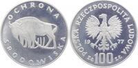 100 Zloty 1977 Polen   (Danzig, Stadt: sie...