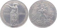 Vereinstaler 1862 Frankfurt- Stadt  Rf., min. Kr., sehr schön +  55,00 EUR  +  7,00 EUR shipping