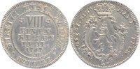 1/8 R.-Taler 1767 Hessen-Kassel Friedrich ...