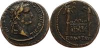 dupondius 12-14 AD. Roman Imperial Tiberiu...