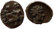 obol 400 - 370 B Ancient Greek Kilikien, T...