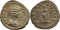 denarius 196-211 AD Roman Imperial Julia D...