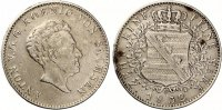 1832 S  Taler Sachsen ss sauber und fachgerecht entfernter Henkel  85,00 EUR  +  7,00 EUR shipping