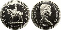 1973  1 Dollar Mountie prooflike  12,00 EUR  +  4,00 EUR shipping