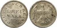 1924 A  3 Mark vz-st  65,00 EUR  +  7,00 EUR shipping