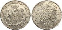 1904  5 Mark Hamburg fast ST  425,00 EUR  Excl. 7,00 EUR Verzending