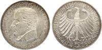 1957  5 DM Eichendorff  fast Stempelglanz   300,00 EUR  +  7,00 EUR shipping