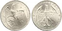 1929  3 Mark Waldeck vz-st  135,00 EUR  +  7,00 EUR shipping