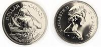 1979  Kanada 1 Dollar 1979 Handelsschiff Griffon Prooflike  11,50 EUR  +  4,00 EUR shipping