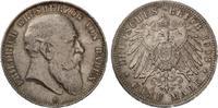 1903  5 Mark Baden ss  55,00 EUR  Excl. 7,00 EUR Verzending