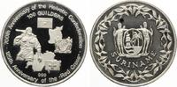 100 Gulden 1991 Suriname Surinam 100 Guilders 1991 '700th Anniversary o... 125,00 EUR  +  7,00 EUR shipping