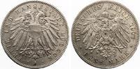 1907  5 Mark Lübeck ss Kratzer  410,00 EUR  Excl. 7,00 EUR Verzending