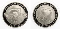 2007  10 Euro Wilhelm Busch pp
