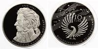 2006  10 Euro Wolfgang Amadeus Mozart pp