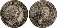 1674 HS  18 Gröscher 1674 HS Königsberg Friedrich Wilhelm ss  110,00 EUR  Excl. 7,00 EUR Verzending